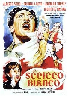 <i>The White Sheik</i> 1952 Italian film