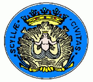 Scilla, Calabria - Image: Scilla Stemma