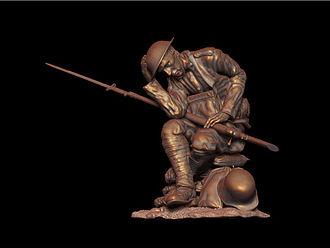 Eric Thorsen - War Memorial