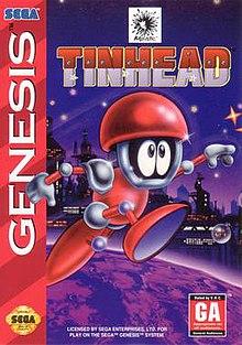 Tinhead (video game) - Wikipedia