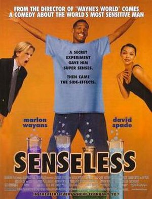 Senseless - Theatrical release poster
