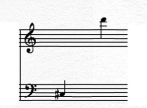 Sequenza X - Image: Sequenzarange