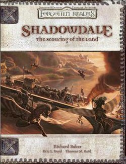 Shadowdale, The Scouring of the Land (D&D module).jpg