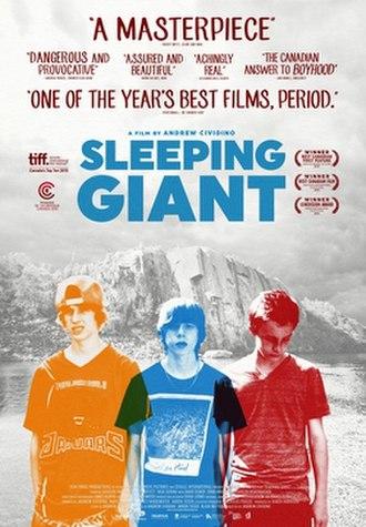 Sleeping Giant (film) - Film poster