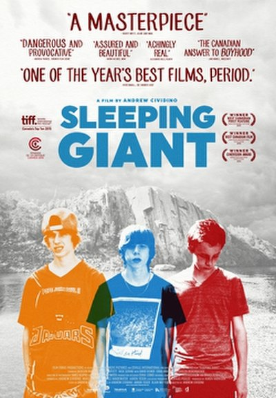 Picture of a movie: Sleeping Giant