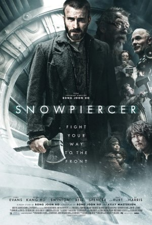 Snowpiercer - Theatrical release poster