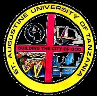 St. Augustine University of Tanzania - Image: St. Augustine University of Tanzania Logo
