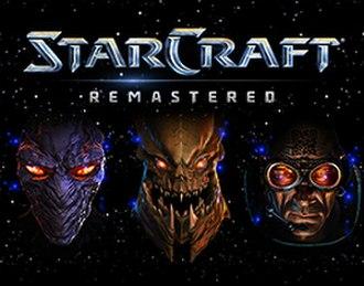 StarCraft: Remastered - Image: Star Craft Remastered