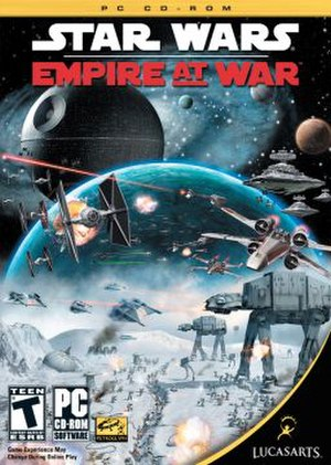 Star Wars: Empire at War - Image: Star Wars Empire at War
