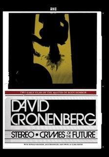 <i>Stereo</i> (1969 film) 1969 film by David Cronenberg