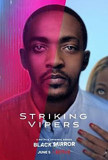 Striking Vipers 1st episode of the fifth season of Black Mirror