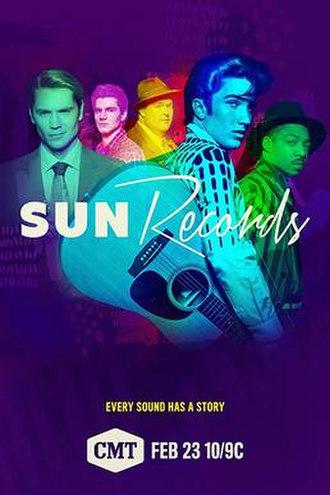 Sun Records (TV series) - Image: Sun Records (TV series)