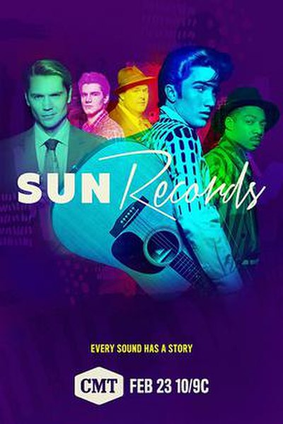Picture of a TV show: Sun Records