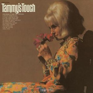 Tammy's Touch - Image: Tammy Wynette Tammys Touch