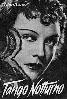 <i>Tango Notturno</i> 1937 film