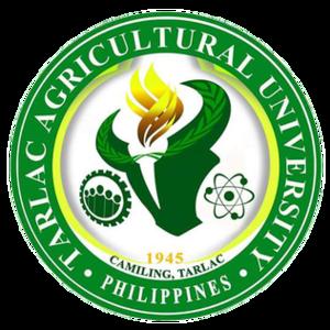 Tarlac Agricultural University - Image: Tarlac Agricultural University logo