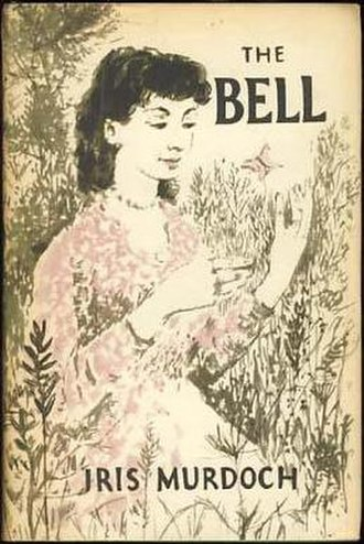 The Bell (novel) - First English edition cover