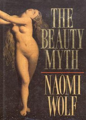 The Beauty Myth - Cover of the first edition