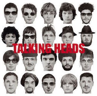 The Best of Talking Heads - Image: The Best of Talking Heads (album cover art)