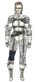 The Boss (<i>Metal Gear</i>) Fictional character from Metal Gear series