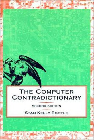 The Computer Contradictionary - Image: The Computer Contradictionary