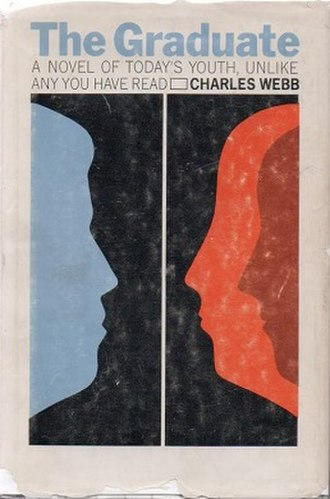 The Graduate (novel) - First edition cover