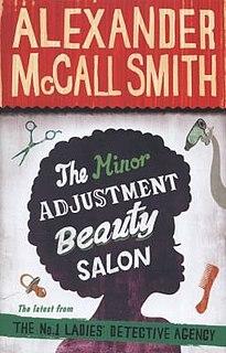 <i>The Minor Adjustment Beauty Salon</i>