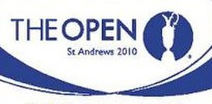 2010 Open Championship - Image: The Open 2010 logo (2)