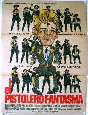 The Phantom Gunslinger - Image: The Phantom Gunslinger