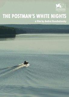 <i>The Postmans White Nights</i> 2014 film