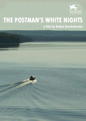 The Postman's White Nights - Film poster