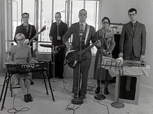 "The Rentals - The Rentals that performed on ""Return of The Rentals"" in the ""Friends of P."" music video."