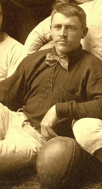1884 Michigan Wolverines football team - Quarterback Thomas H. McNeil became the 30th Grand Chancellor of the Knights of Pythias.