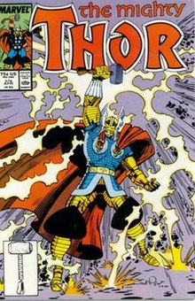 Image result for first thor issue