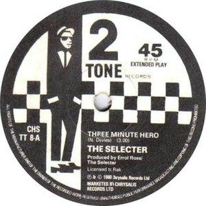 Three Minute Hero - Image: Three Minute Hero