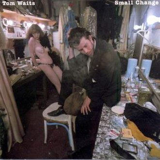Small Change (Tom Waits album) - Image: Tom Waits Small change (1976)