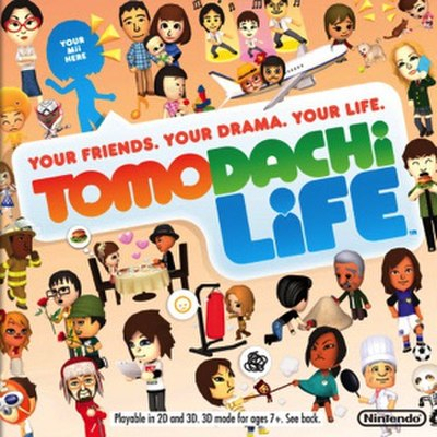 Picture of a game: Tomodachi Life
