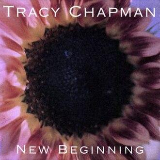 New Beginning (Tracy Chapman album) - Image: Tracy Chapman New Beginning