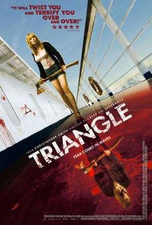 Triangle (2009 British film) - Theatrical poster