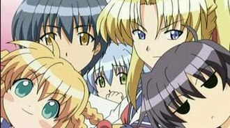 Tsuyokiss - Image: Tsuyokiss characters