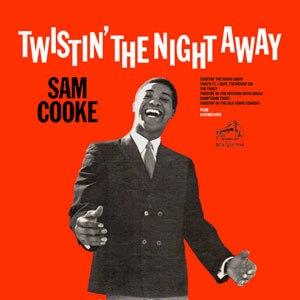 Twistin' the Night Away (album) - Image: Twistin' the Night Away (album)