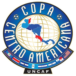 Copa Centroamericana - Image: UNCAF Copa Centroamericana logo