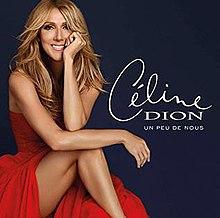 Un peu de nous album by Celine Dion.jpg