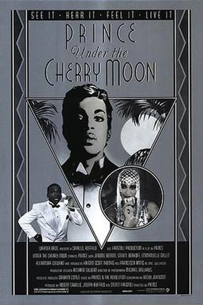 Picture of a movie: Under The Cherry Moon