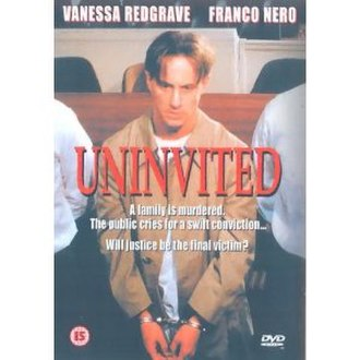 Uninvited (1999 film) - Image: Uninvited 1999