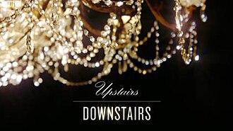 Upstairs Downstairs (2010 TV series) - Image: Upstairs downstairs titles