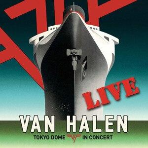 Tokyo Dome Live in Concert - Image: Van Halen Tokyo Dome Live in Concert