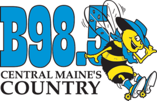 WEBB country music radio station in Waterville, Maine, United States