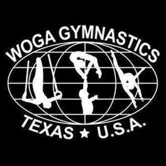 World Olympic Gymnastics Academy - Image: WOGA Gymnastics logo