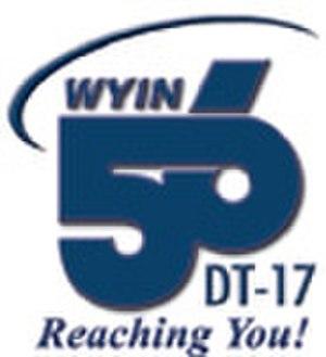 WYIN - Former WYIN logo, used until 2006.